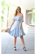 milly dress - Chloe bag