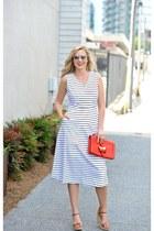 kate spade dress - loewe purse