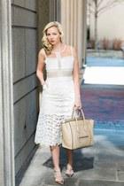 Veronica Beard dress - Celine purse