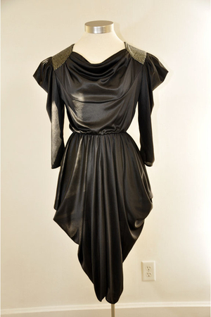 black Karat Club dress