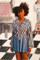 Lauren Lee blouse - Ellesse skirt