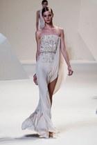 ivory Elie Saab dress