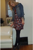 H&M jacket - dress - Nine West shoes
