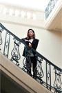 Black-patent-leather-zara-boots-black-zara-blazer