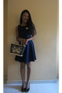 Navy-salvatore-ferragamo-shoes-navy-dress