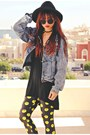 Black-creepers-choiescom-shoes-light-blue-studded-denim-choiescom-jacket