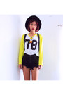 Black-ripple-design-wholesale7net-shoes-yellow-wholesale7net-t-shirt