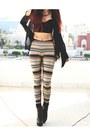 Gold-nairobi-blackmilkclothing-leggings-black-romwecom-hat