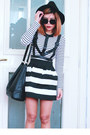 Black-romwecom-boots-black-striped-pleated-romwecom-skirt