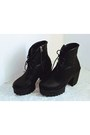 Black-wholesale7net-boots-black-hooded-wholesale7net-coat
