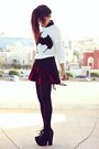 Black-villain-blackmilkclothingcom-top-white-romwecom-jumper