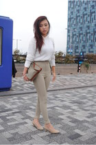 riding pant pants - shoes - jumper