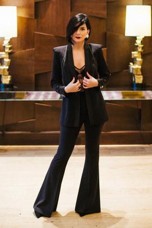 black Helena Scrittore suit