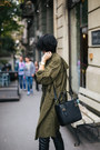 Army-green-front-row-shop-jacket-black-lindex-bag-black-freyrs-sunglasses