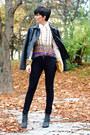 Black-oasap-boots-black-mango-jeans-black-lulus-jacket-gold-tašnarija-bag