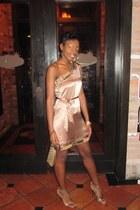 Bebe dress - Aldo heels