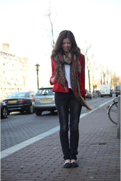 vintage jeans - vintage jeans - Forever 21 jacket