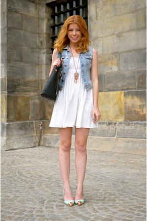 H&M dress - Nelly heels