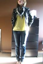 le chateau jacket - joe fresh style top