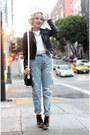 Zara-pants-white-cropped-american-apparel-top