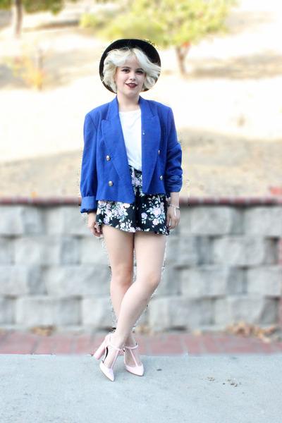white t-shirt Alexander Wang t-shirt - pink heels Zara heels