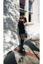 snakeskin bag Aldo bag - Topshop sweater