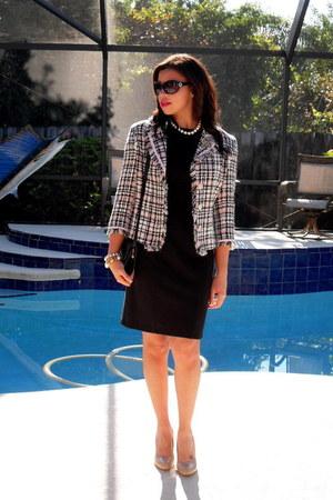 Target bracelet - H&M dress - Gucci bag - Michael Kors sunglasses