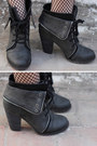 Dark-gray-qupid-boots-black-random-brand-tights-black-random-brand-sunglasse