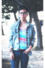 Sky-blue-jean-jacket-levis-jacket