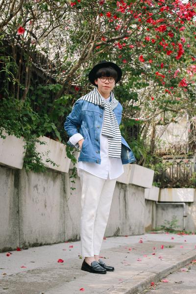 Zara jacket - Uniqlo top
