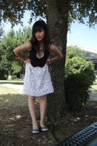 Delias vest - dress - American Eagle shoes