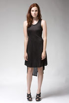 black Antipodium dress - black Charlotte Ronson shoes