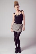 Nanushka top - Nanushka skirt