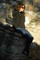 Todor blazer - Todor blazer - Zara leggings