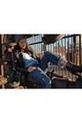 Gap-jeans-slouchy-beanie-joe-fresh-hat-biker-jacket-topshop-jacket