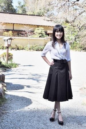 McQ skirt - Target shirt