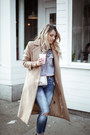 Navy-sarenza-shoes-tan-missguided-coat-navy-zara-jeans