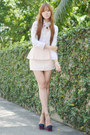 Pinkaholic-top-vantan-skirt-extreme-finds-necklace