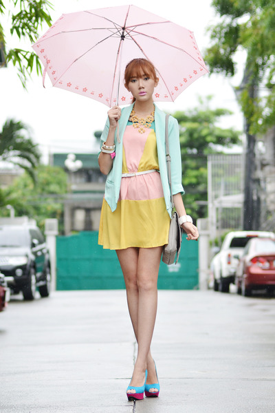 sm accessories scarf - Primadonna heels