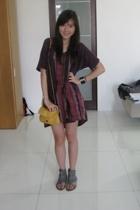 Zara dress - Topshop - Sole