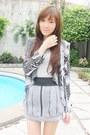 H-m-jacket-topshop-skirt-sisley-top-yhansy-random-belt-shoes