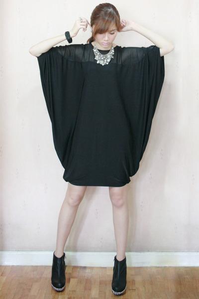 Coexist coexistonlinemultiplycom dress - - Forever 21 necklace - Singapore brace