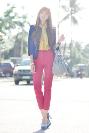 Sugarfree heels - Monkee Business blouse