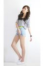 Topshop-top-topshop-shorts-mango-belt-dorothy-perkins-belt-accessories
