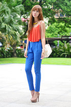 Style Staple top - Styletrend Shop pants - Yhansy necklace