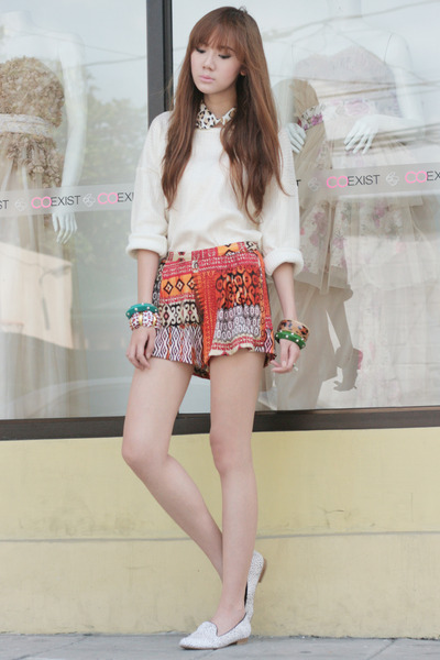 Haute Culture shorts - Miss Sartorial accessories - Extreme finds accessories
