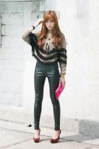 leopard print Rosalyn Kylie shoes