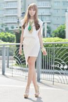 romwe skirt - feet for a queen heels