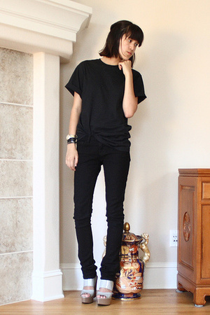 J Brand jeans - Marni shoes