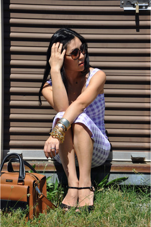 JCrew bracelet - asos dress - kate spade bag - Target sunglasses